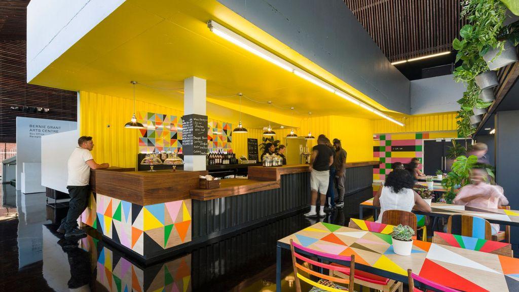come scegliere il colore delle pareti del bar